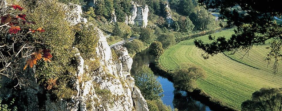 Frische und Wohlbefinden in einem der schönsten Naturparks Deutschlands